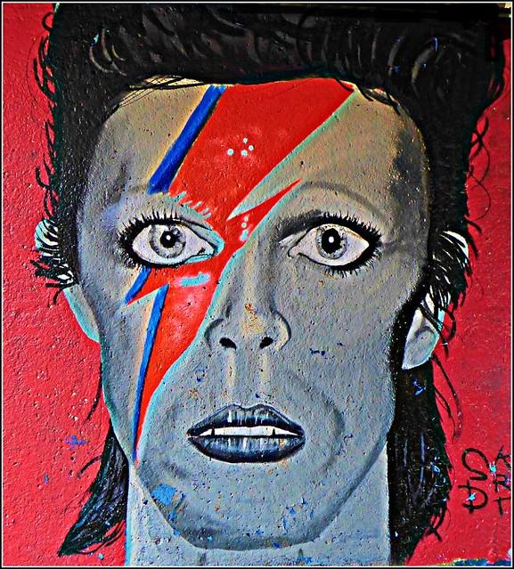 David Bowie ...1947 ...2016 ..