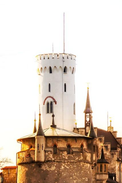 Schloss Lichtenstein bei Reutlingen / Pfullingen