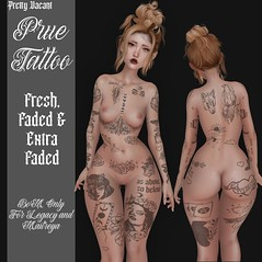 New Release - Prue Tattoo