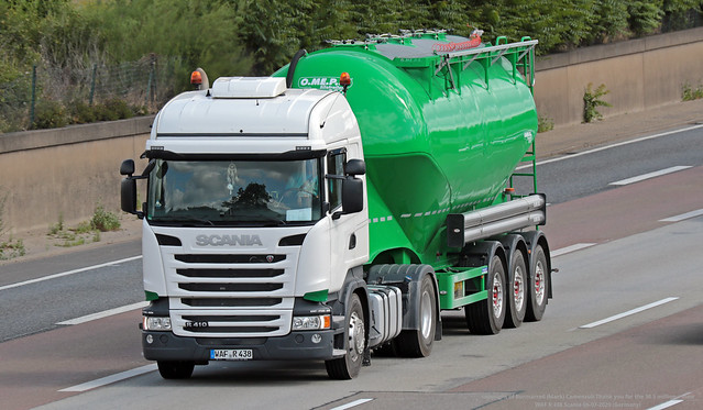 WAF R 438 Scania 06-07-2020 (Germany)