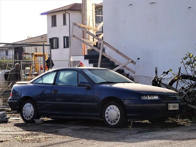 1992 Opel Calibra 2.0i