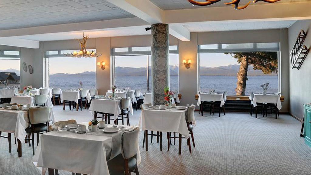Hotel Tres Reyes en el centro de Bariloche