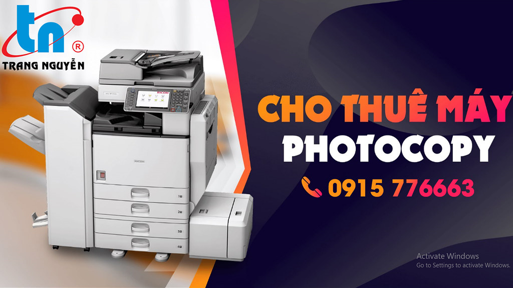 cho thuê máy photocopy fuji xerox giá rẻ Cần Thơ 0915326788