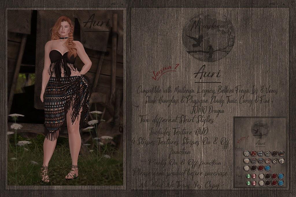 Skirt & Top Auri