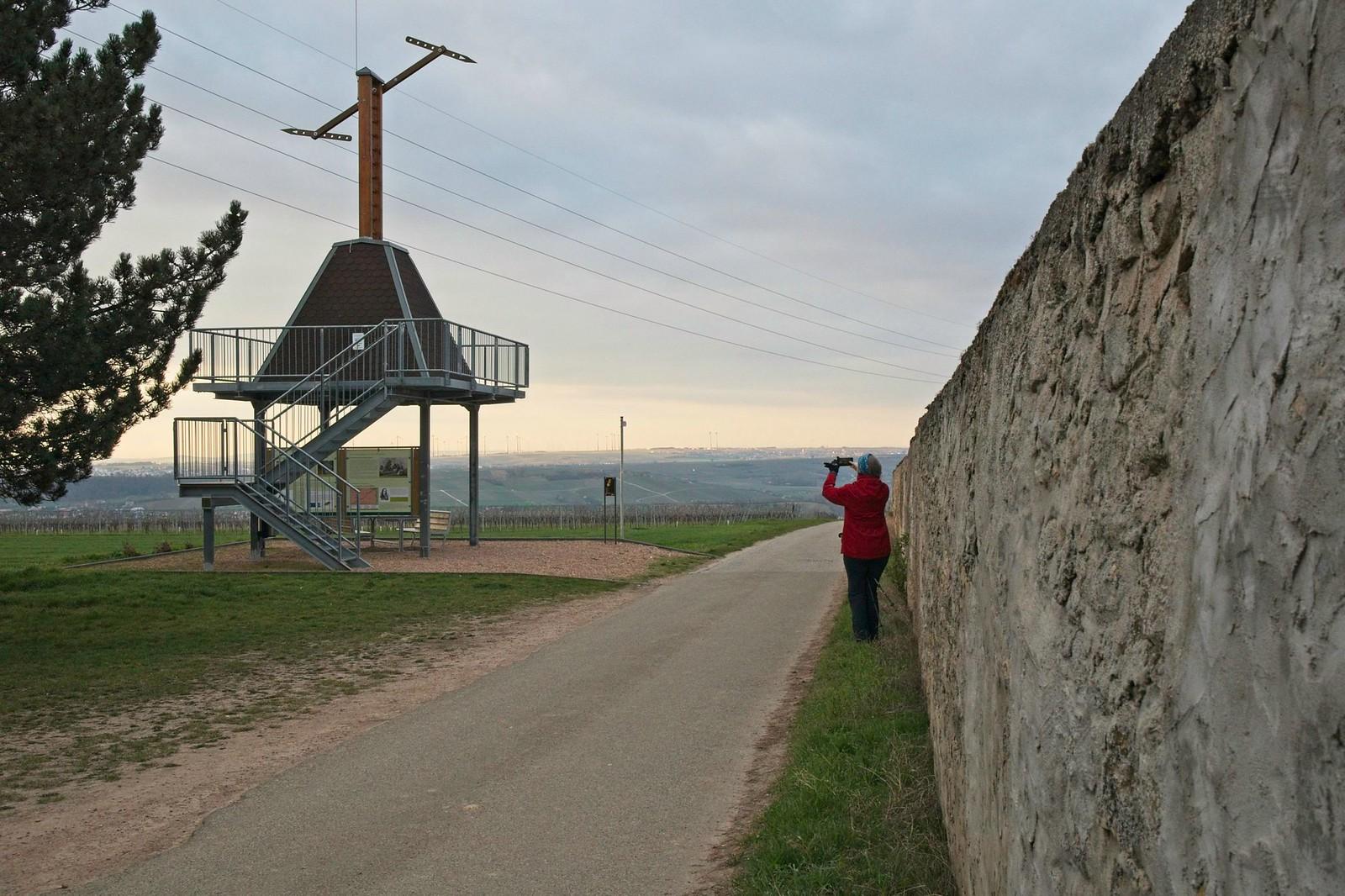 Nachbau der Telegrafenstation am Windhäuser Hof
