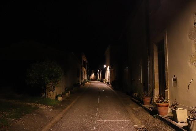 Blaziert de nuit