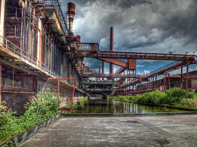 Kokerei Zollverein (2011)