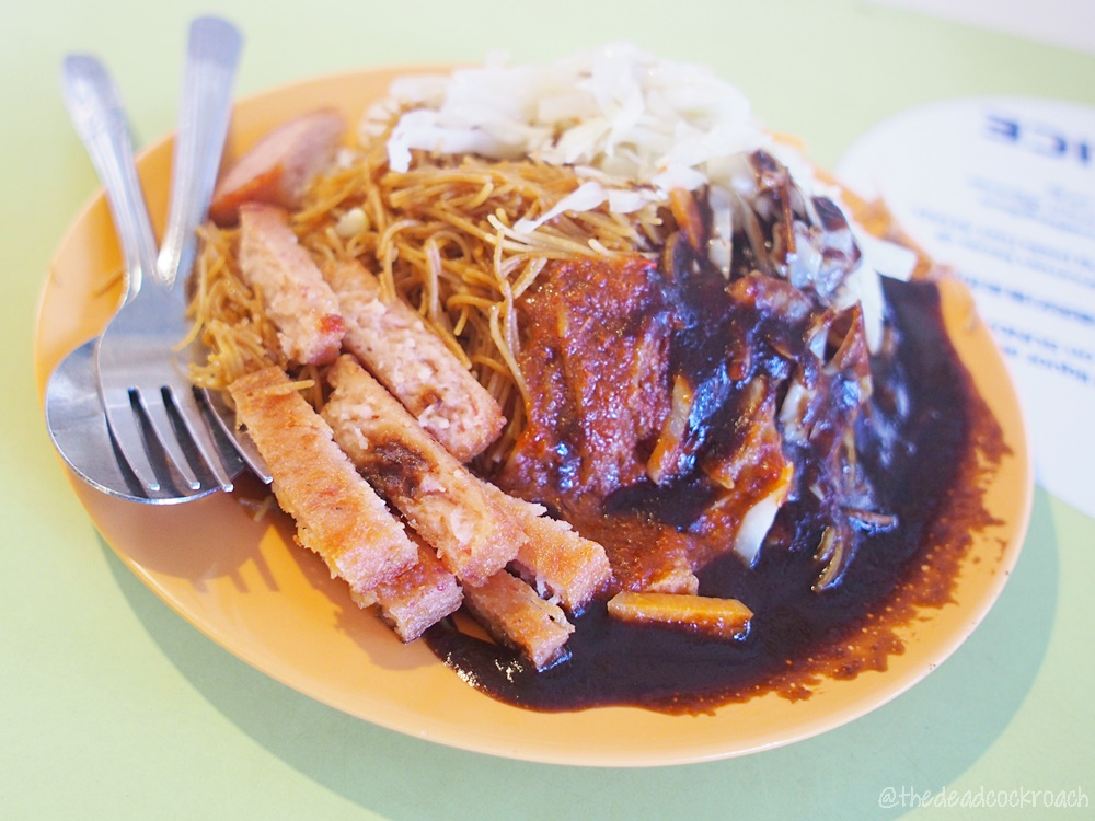 tekka market,tekka market & food centre,竹脚中心,665 buffalo road,food,zhu jiao shu shi,竹脚巴刹,竹脚熟食,singapore,fried bee hoon,food review,review,tekka centre, peanut porridge