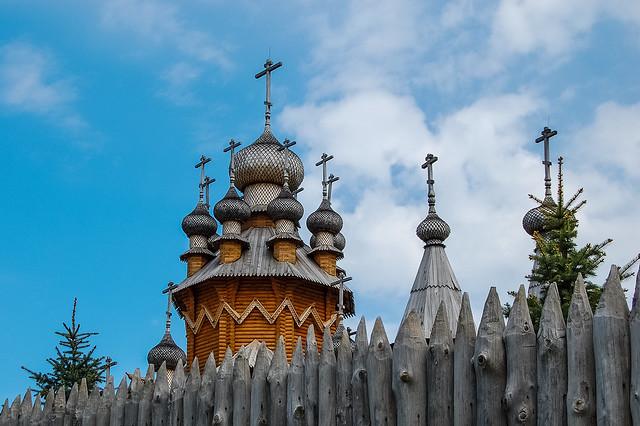 Skete of All Saints (Vsehsvjatskij Skete) Ukraine, Svyatogorsk