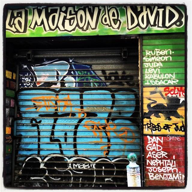 La Maison de David
