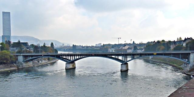 Wettsteinbrücke, Basel, Switzerland