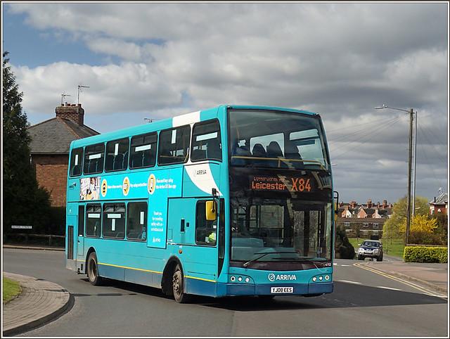 Arriva Midlands 4112