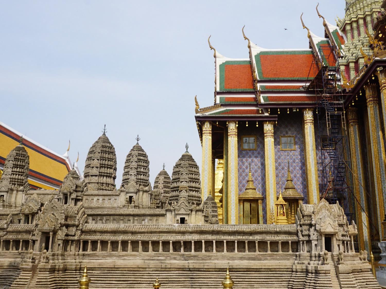 Angkor Wat Wat Phra Kaew