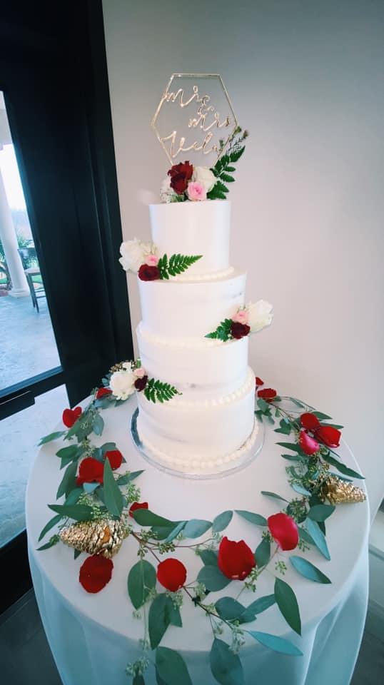 Cake by Debbie Cakes