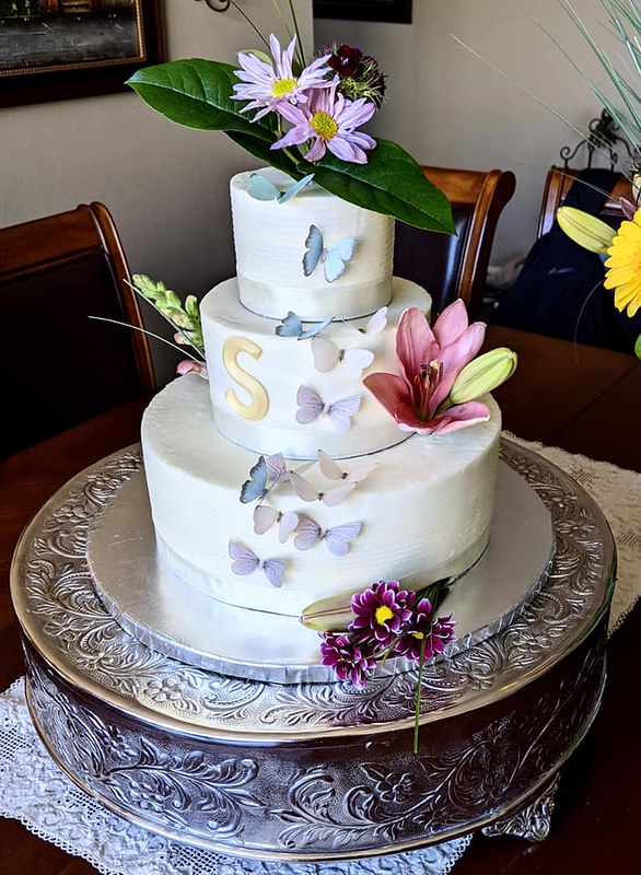 Cake by Milk & Honey Cake Co.