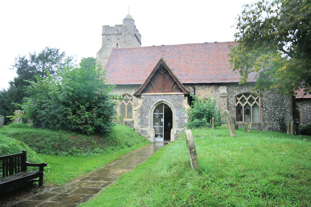 St John the Baptist, Sutton-at-Hone, Kent