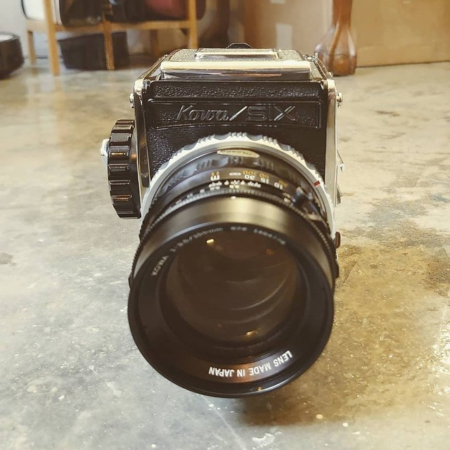 Kowa 150mm f3.5 Kowa Six旗袍速寫