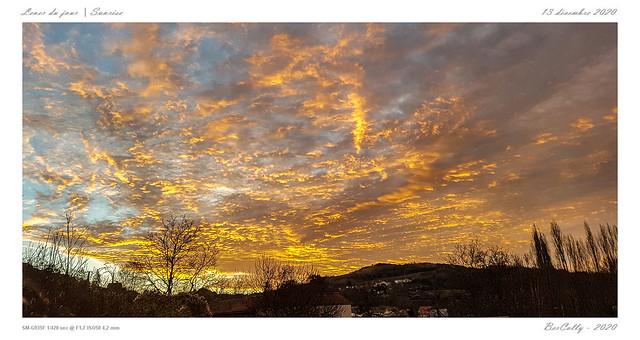 Lever du jour | Sunrise