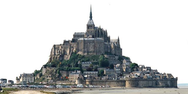 Mont St. Michel 1995