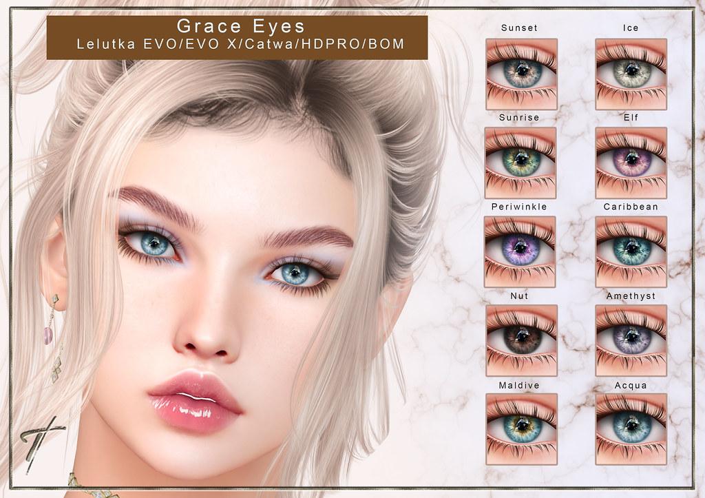 Tville - Grace Eyes v2