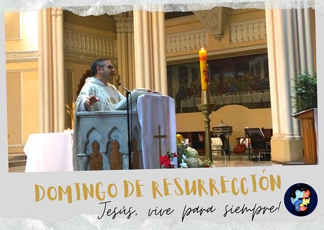 Saludo de resurrección