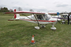 G-CCNT Comco Ikarus C-42 [0311-6585] Popham 050512