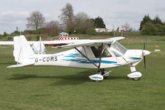 G-CDMS Ikarus Comco C-42 [0506-6689] Popham 050512