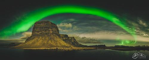 Lómagnúpur, Vatnajökull National Park & Öræfajökull