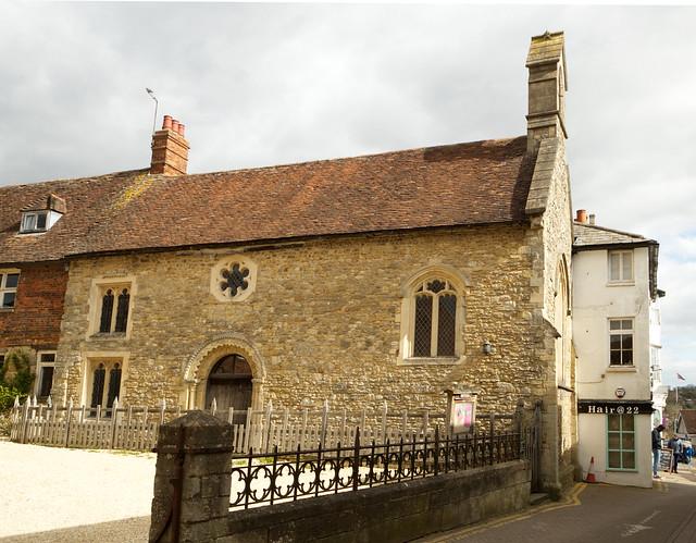 Buckingham Chantry Chapel