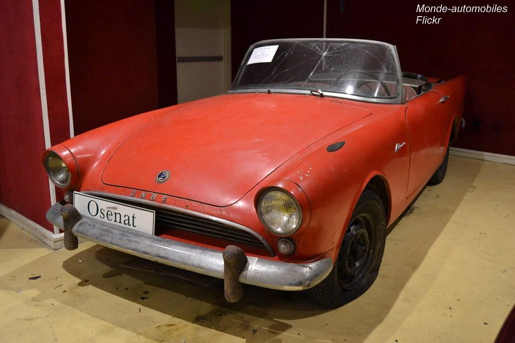 Sunbeam Alpine Série 1 1960