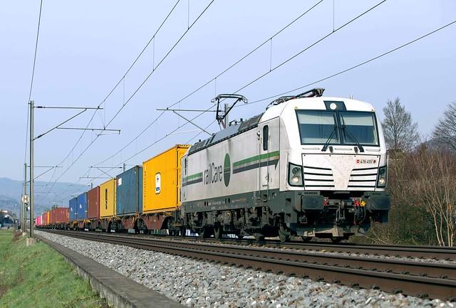 Railcare 476 455 Sissach