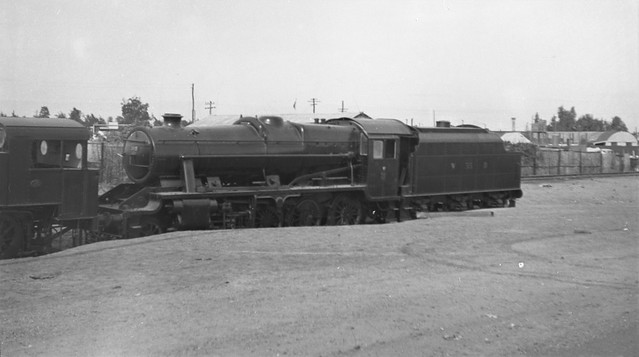 Israel Railways - Israel State Railways (ex-War Department) Class 8F 2-8-0 steam locomotive Nr. 70515 (North British Locomotive Works, Glasgow 24723 / 1941)