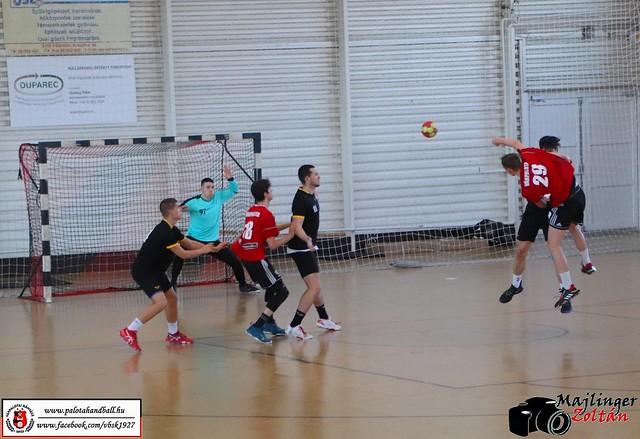 2020/21 Várpalotai BSK - Balatonfüred U23 26:21 (13: 9)