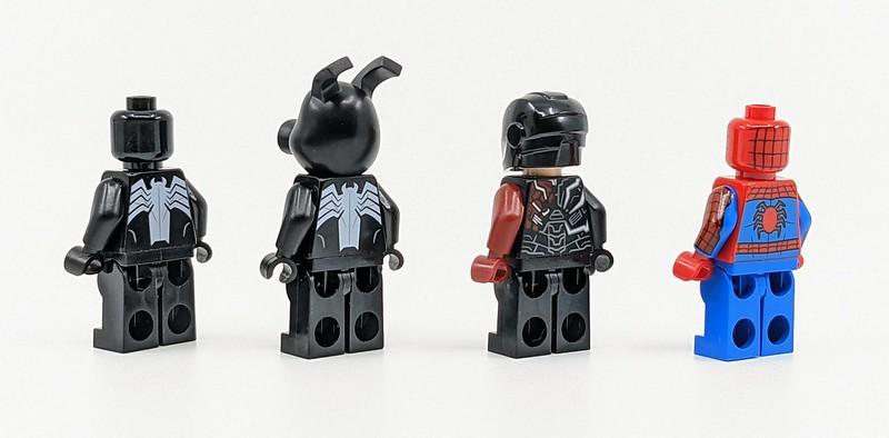 40454: Spider-Man Vs. Venom & Iron Venom