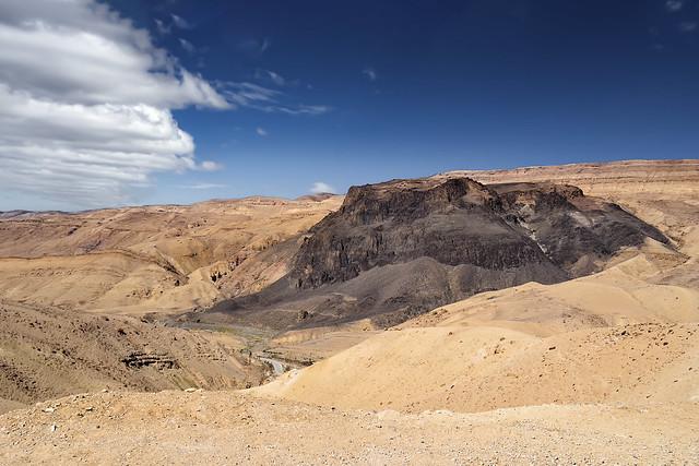 Devel,s Mountain view from  Kings Road - Jordan.
