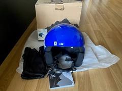 Lyžařská helma Salamon S/RACE FIS INJECTED - titulní fotka