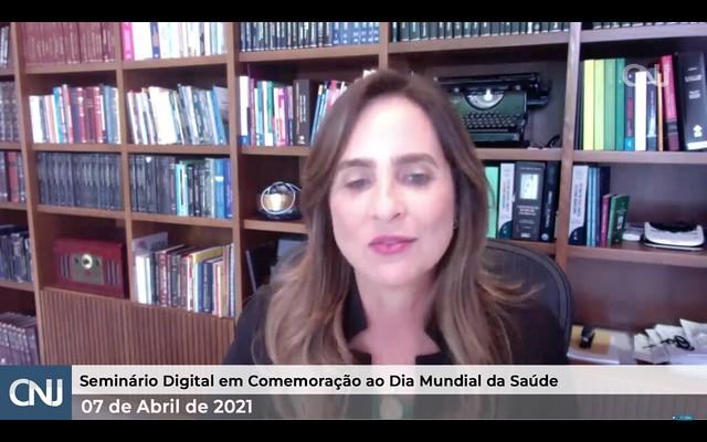 07 04 2021Seminário Digital em Comemoração ao Dia Mundial da Saúde
