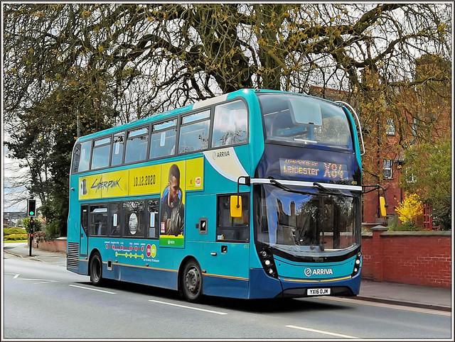 Arriva Midlands 4512