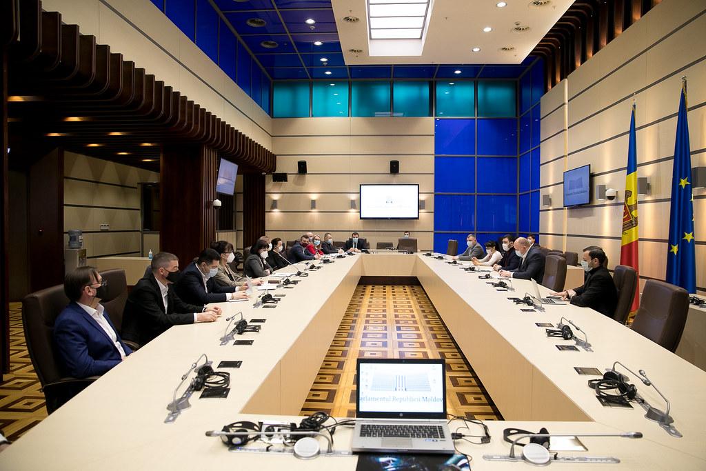 07.04.2021 Dezbaterea strategiei privind asigurarea independenței și integrității sectorului justiției pentru anii 2021-2024 și a Planului de acțiuni pentru implementarea acesteia