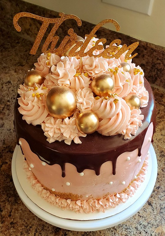 Cake by Detroit City Cupcakes