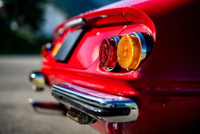 Ferrari Daytona Taillights