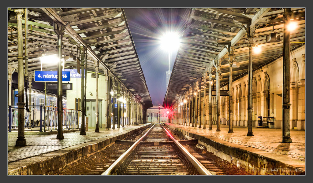 Liberec Station