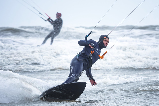 Cold Cool Surfer Jurgen @ work - 14