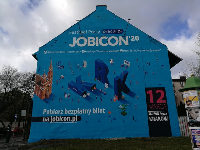 Wakeuptime, reklama Jobicon
