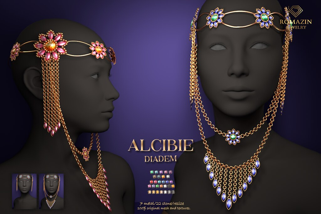 Romazin - Diadem <Alcibie> - Chronicles & Legends