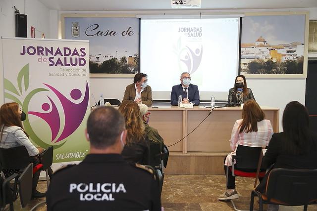 Jornadas de la Salud de Los Palacios y Vfca