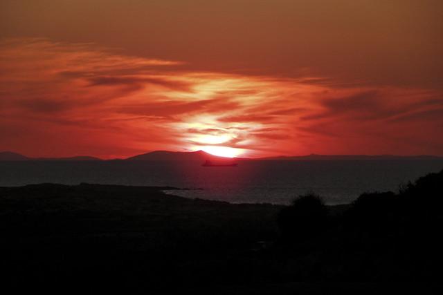 [2494] Aegean sunset