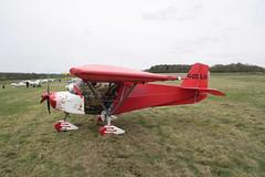 G-CCLU Best Off Skyranger [BMAA HB 316] Popham 050512
