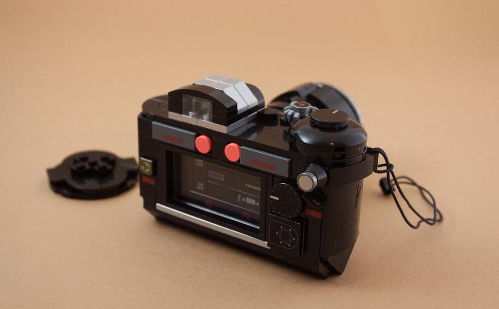 相机 - 回来