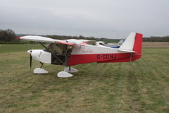 G-CCNJ Best Off Skyranger [BMAA HB 330] Popham 050512